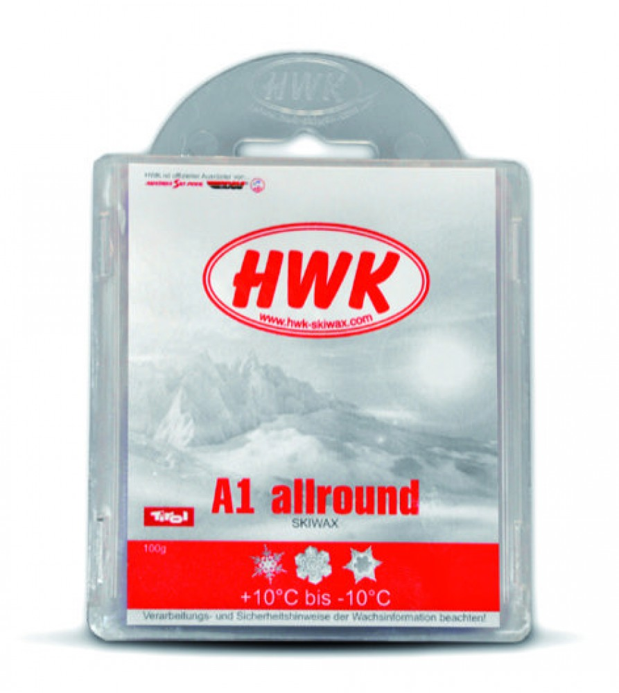 Парафин HWK A1 Allround (180гр)