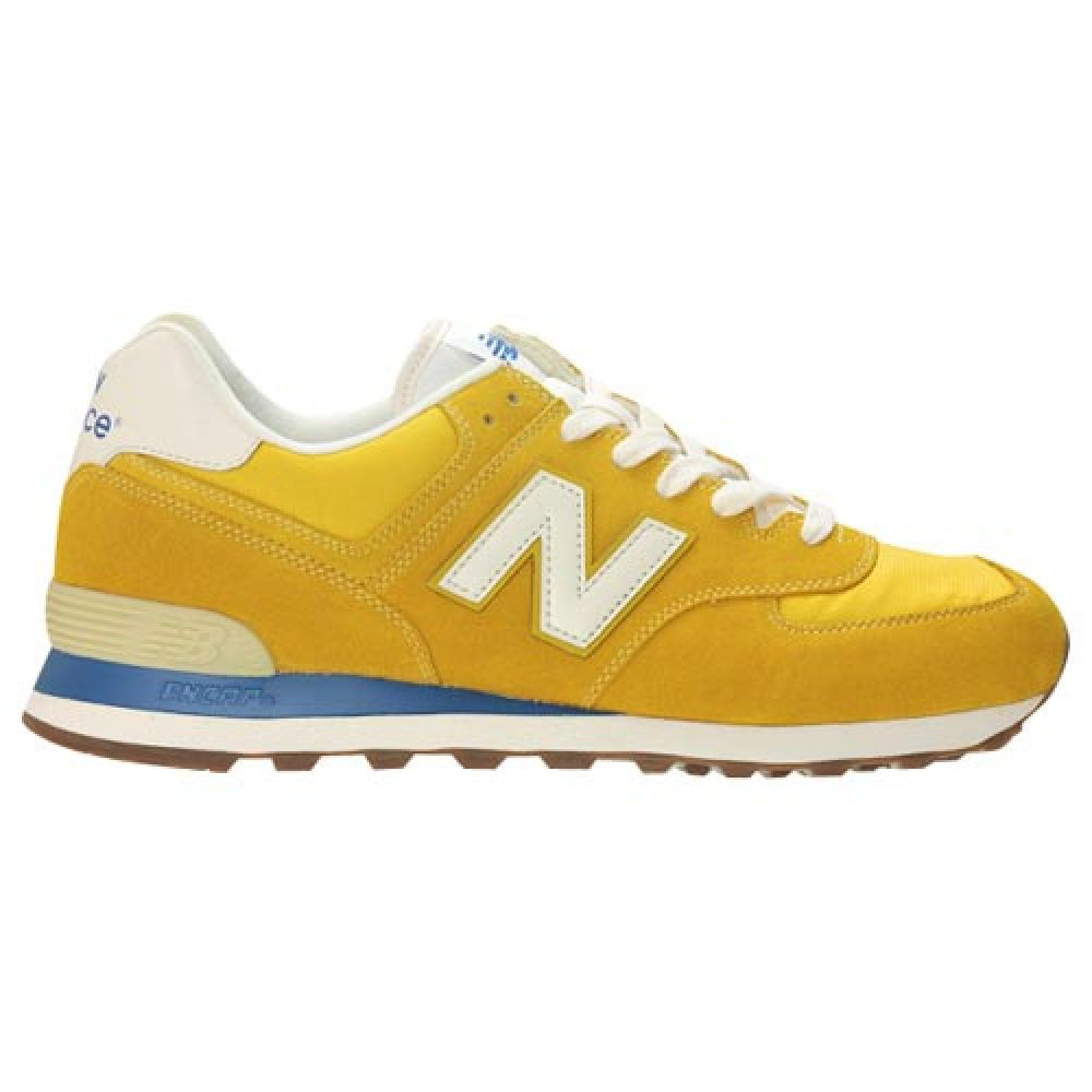 Кроссовки New Balance 574 Yelloy