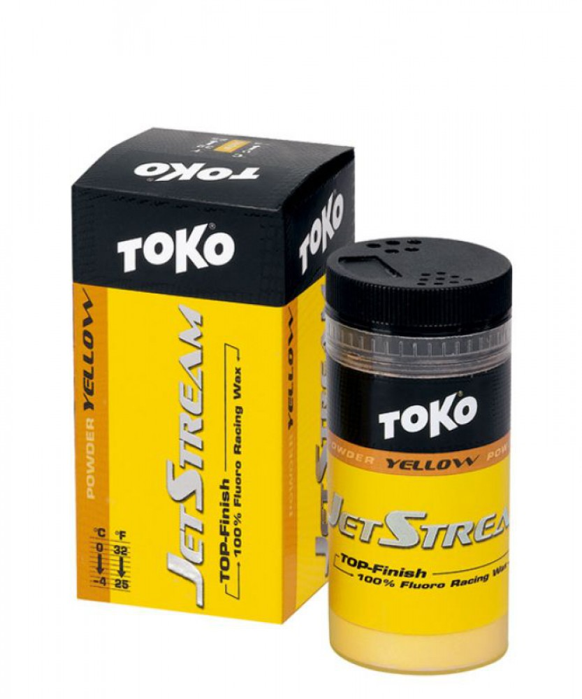 Порошок Toko  JetStream Yellow (30 гр)