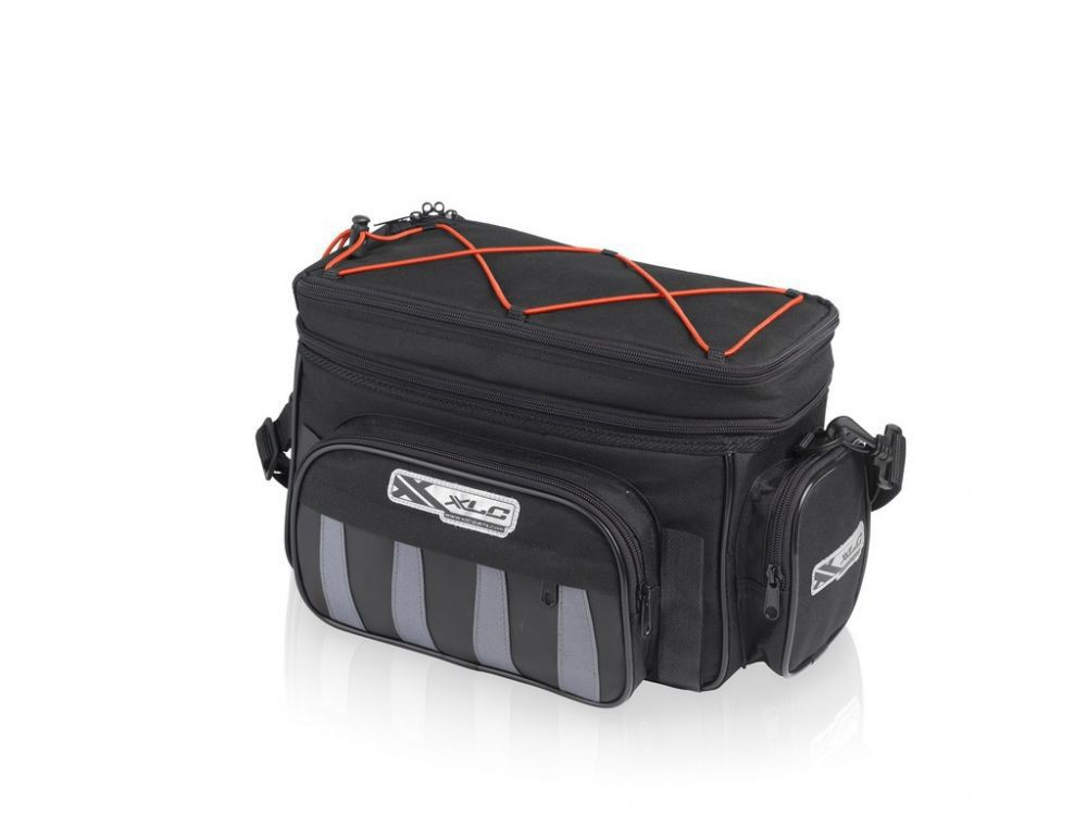Сумка XLC Luggage rack bag Traveller BA-S37 (15-25ltr) черный