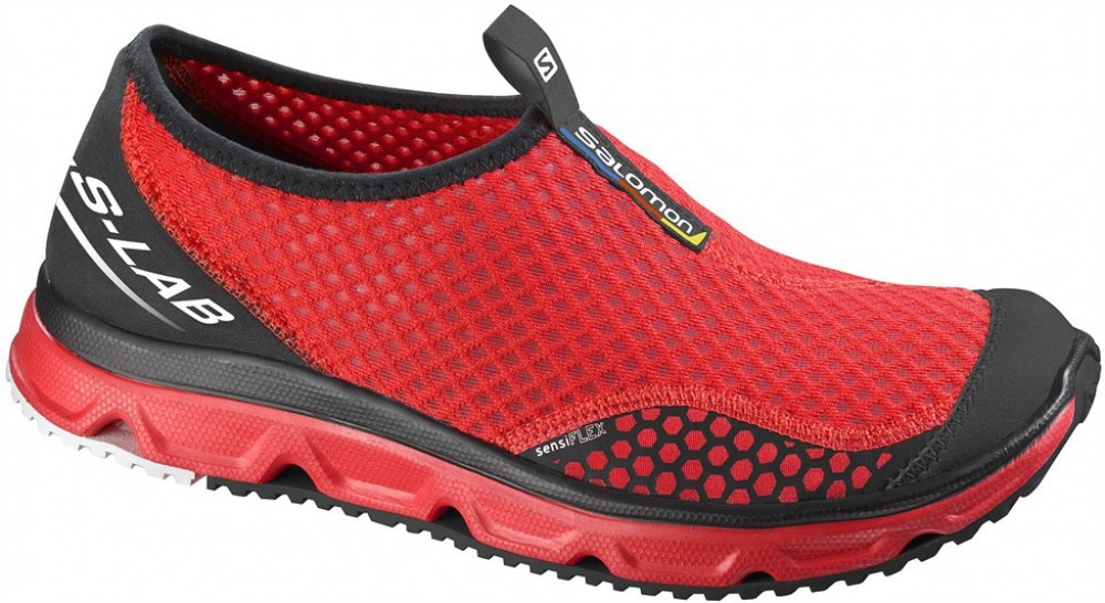 Кроссовки Salomon S-Lab RX 3.0 Racing Red/Black