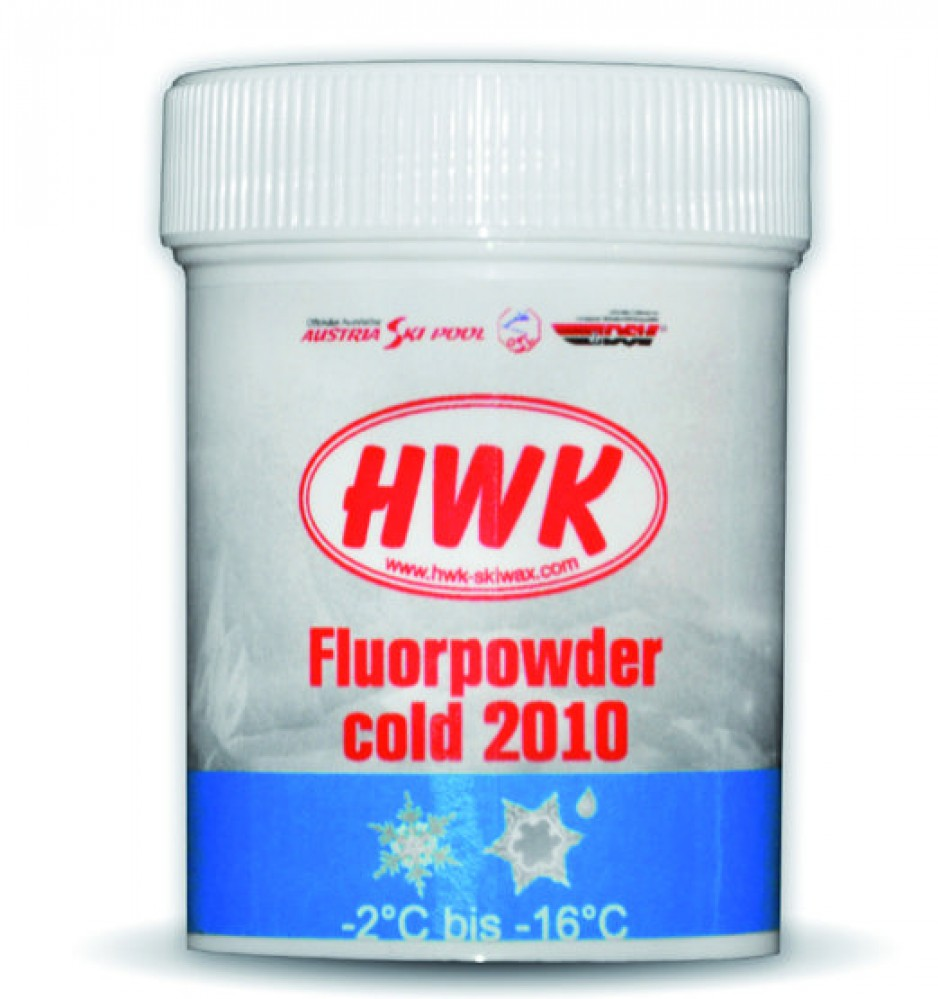 Порошок HWK Fluor Powder cold 2010 (30гр)