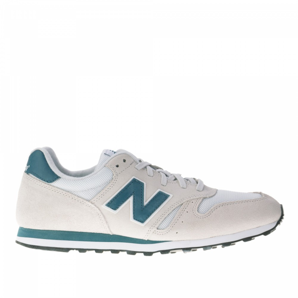 Кроссовки New Balance Pale grey/Petrol blue
