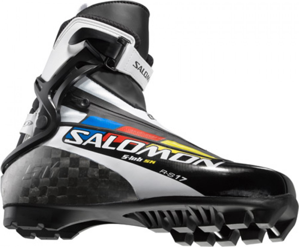 Ботинки лыжные SALOMON  S-LAB CARBON SKATE PRO