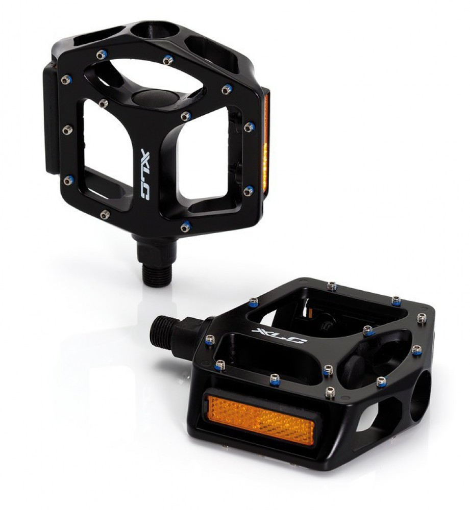 Педали XLC BMX/Freestyle Pedal PD-M05 black  9/16 SB-Plus