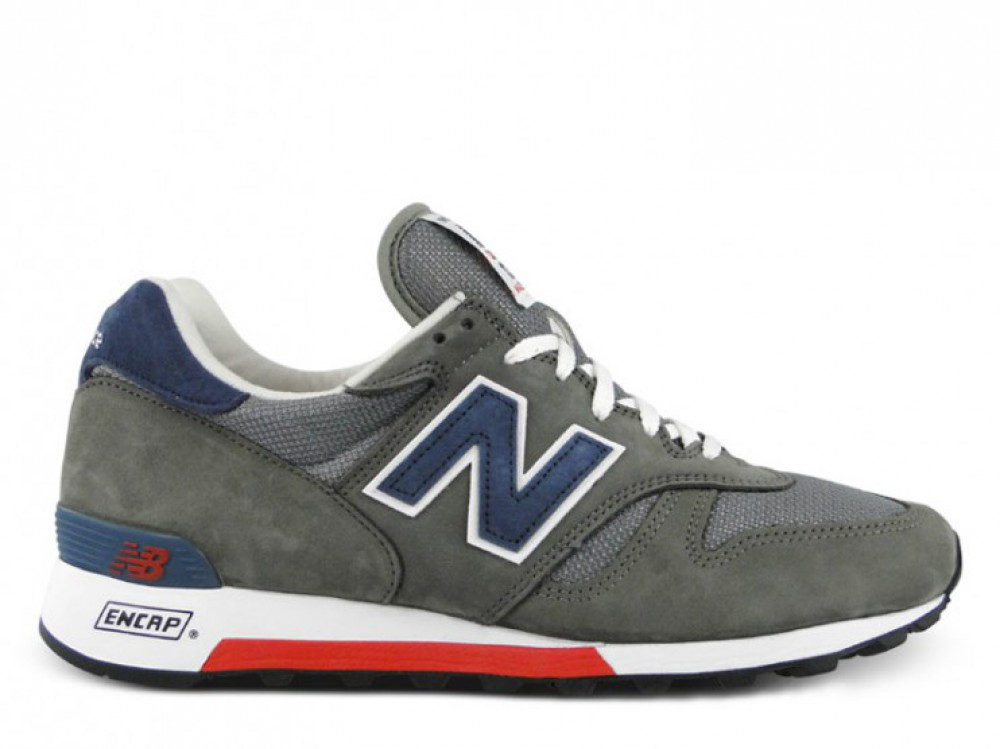 Кроссовки New Balance Grey/Blue