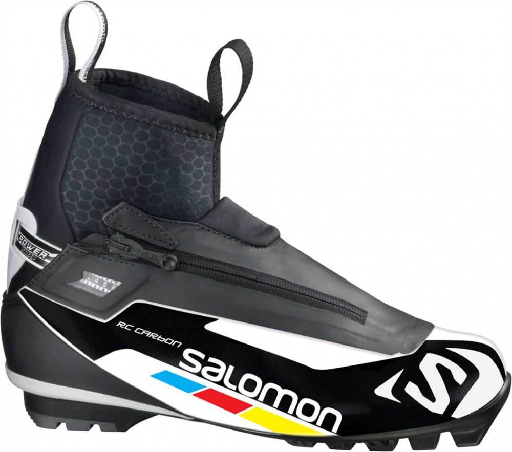 Лыжные ботинки Salomon RC Carbon
