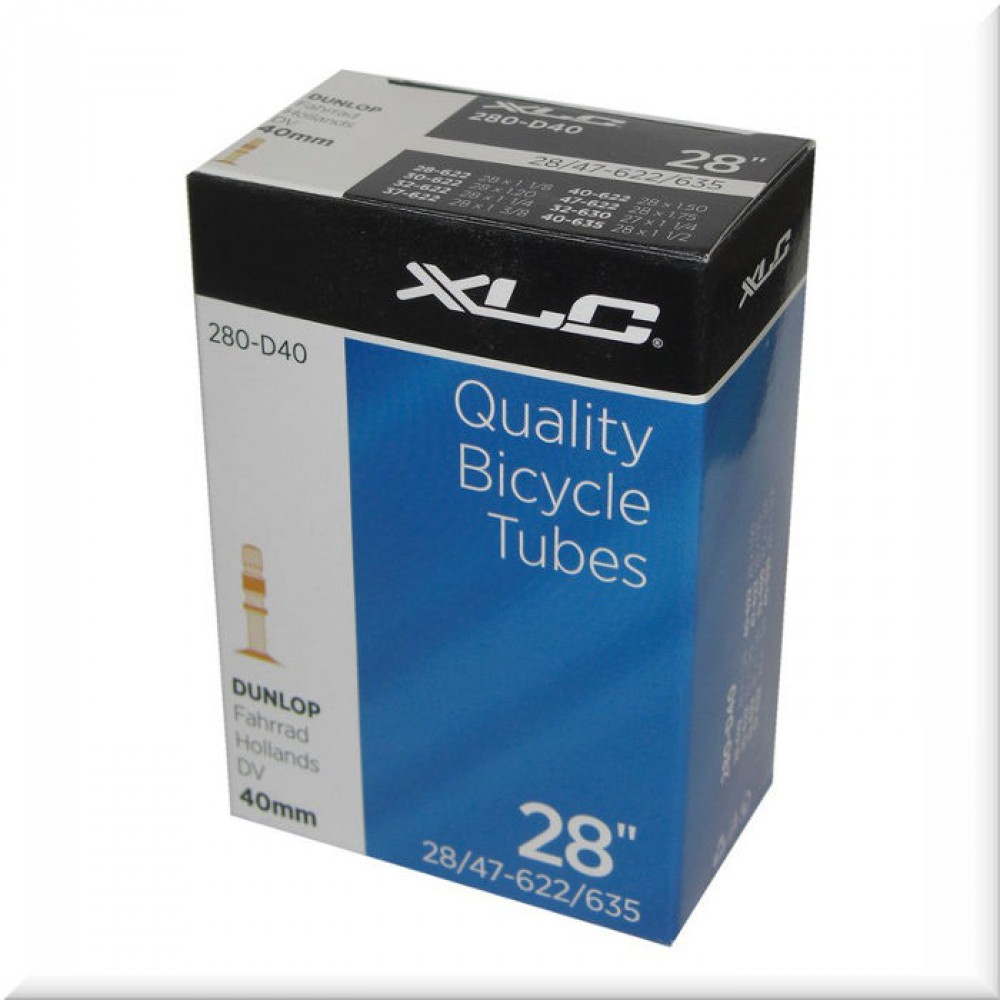 Камеры XLC Bicycle tubes 28